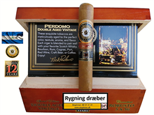 Perdomo Double Aged 12 Years Vintage Connecticut Robusto, 3 stk. (111,50 DKK pr. stk.)