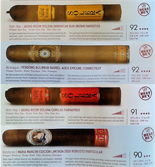 Cigar journal, Sommer 2017