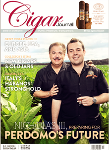 Cigar Journal Magazine, 2018, nr. 3