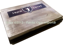 Cigarkasse - Iron Shirt Limited Edition Robusto Pigtail (23,40 x 17,00 x 5,20)