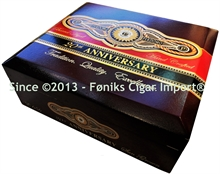Cigarkasse - Perdomo 20th. Anniversary Sun Grown Epicure (20,30 x 17,70 x 7,70) - Ny design