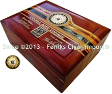 Cigarkasse - Perdomo Double Aged 12 Years Vintage Connecticut Robusto (23,00 x 15,30 x 8,10)